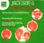 "Jackson 5 'Xmas Maxi' Commercial 3 Track EP 7"" Single (Holland)"