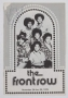 Jackson 5 Cleveland Front Row Theater Program (1975)