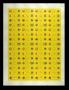 Jackson 5 Groovy Buttons Large Uncut Sheet (USA)
