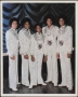 Jackson 5 Group Portrait Photo Signed   By Michael (1976)