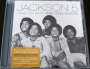 Jackson 5 I Want You Back! Unreleased Masters Commercial CD Album (USA)