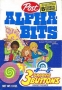 Jackson 5 Post *Alpha Bits* Cereal Box w/Buttons (USA)