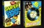 Jackson 5 Post *Super Sugar Crisp* Cereal Box (USA)