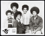 Jackson 5 Promo Photo Signed By All Six Jackson Brothers (1970s)