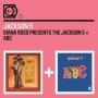 Diana Ross Presents The Jackson 5/ABC Commercial 2 CD Album Set (UK)