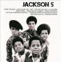 Jackson 5 *Icon* Commercial CD Album (USA)