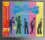 Jackson 5 *The Ultimate Collection* Commercial CD Album (2010) (Japan)