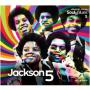 Jackson 5 (Vol. 05) Coleção Folha Soul & Blues CD/Book (Brazil)