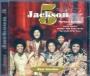 "Jackson 5: ""Jam Session"" CD Album (Italy)"