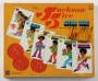 Jackson Five Action Game Signed By Michael (1972)