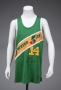 Jackson Five Basketball Jersey Signed By Michael (Late 1970's)