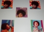 "Jackson Five Official ""Reflective"" Stickers (UK)"