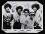 Jackson Five Signed Photo *Signed By All Five Brothers* (c. 1971)
