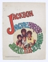 Jackson Five Tour Book Signed By The Jackson Five (1972)