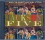 Jackson Five: The Magic Collection CD Album (Holland)