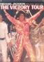 Michael Jackson The Victory Tour HB Book (1984) (Japan)