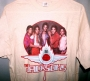 The Jacksons Triumph Tour 1981 Official T-Shirt (USA)