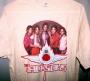The Jacksons Triumph Tour 1981 Official T-Shirt (USA)