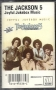 Joyful Jukebox Music Jackson 5 Cassette Album (USA)