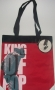 King of Pop Official Red Vinyl Bag/Purse (USA)