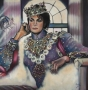King Michael Portrait by CaroLee (Thriller Era)
