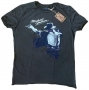 King Of Pop Portrait Official *Amplified* Black Men Shirt (UK)