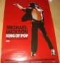 King Of Pop The Dutch Collection Promo Poster (Holland)