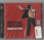 King Of Pop *Edicion Argentina* Commercial CD Album (2013) (Chile)