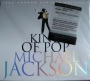 King Of Pop *The Korean Limited Edition* Commercial 2 CD Album Set (Korea)