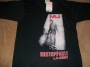 "L.A. Gear Michael Jackson ""Unstoppable"" Black T-Shirt (USA/Japan)"