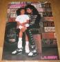 L.A. Gear Unstoppable 'Michael & Brandy Jackson' Promo Poster (USA)