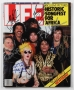 Life Magazine (April, 1985) Signed By Michael & Others (1985)