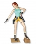 Life sized LARA CROFT Tomb Raider Statue