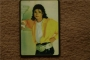 Michael Jackson Unofficial Limited Edition Telephone Card (USA)