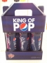 BAD 25 Anniversary  Pepsi Limited Edition Promo 3 Bottle Case (New Zealand)