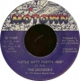 "Little Bitty Pretty One Commercial 7"" Single (USA)"