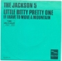 "Little Bitty Pretty One Commercial 7"" Single (Green) (Holland)"