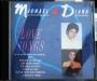 Love Songs (M.Jackson & D.Ross) Commercial CD Album (Ireland)