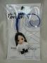 Love, MJ. Love, QP. Official Mobile Phone *Black Or White Version* Strap (Japan)