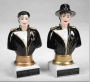 Michael Jackson Busts By Carlitta Collection (USA)