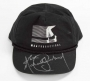 MJJ Productions Promo Cap Signed By Michael