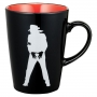 MJ 46 *Michael Jackson Exhibition* Black Mug (Japan)