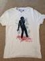 MJ Billie Jean Official *Amplified* White Men Shirt (UK)