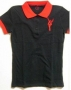 MJ Gallery At Ponte 16 Official Black/Red Polo Shirt (Macao)