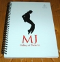 Michael Jackson 'MJ Gallery At Ponte 16' Spiral Notebook (Macao)