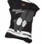 MJ *Dancing Feet* Official Zara Black Womens T-shirt (UK)