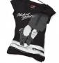 MJ *Dancing Feet* Official Zara Black Womens T-shirt (UK)