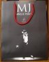 MJ 'Gallery At Ponte 16' Black Paper Shopping Bag #3 (Macao)