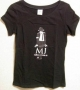 MJ 'Gallery At Ponte 16' Official Black T-Shirt (Macao)