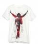 MJ *This Is It Pose* Official Esprit White Men T-shirt (UK)